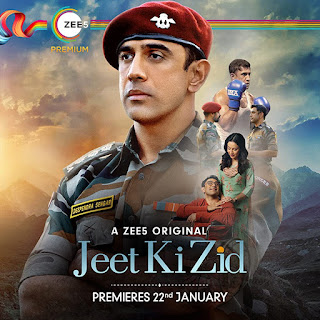 Download Jeet Ki Zid (2021) Season 1 All Episode 480p 720p HD