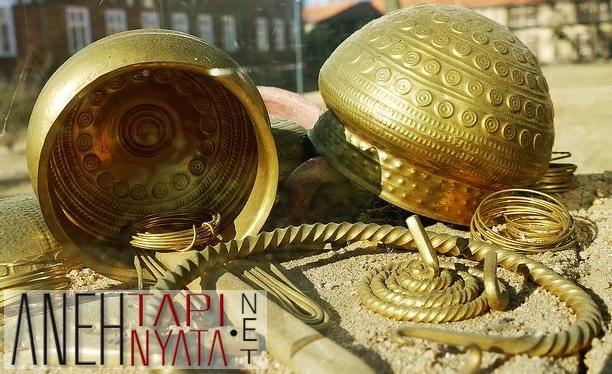 Penemuan Harta Karun Emas Paling Fenomenal Sepanjang Sejarah