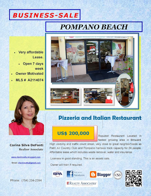 PIZZERIA AND ITALIAN RESTAURANT - POMPANO BEACH
