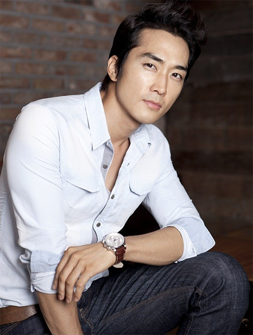 song seun hun Aktor Korea Paling Terkenal Tampan Dan Terpopuler 2016 nomor 2