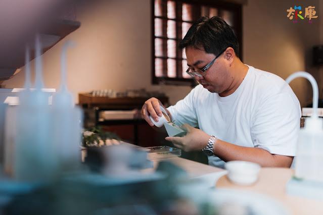 許晉榮老師專住地製作產品