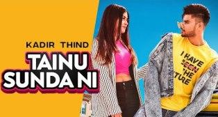 Tainu Sunda Ni Lyrics - Kadir Thind