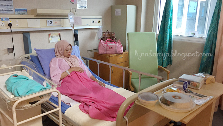 Kawasan Lynn Damya Harga Wad Bersalin Kelas Pertama Hospital Serdang 2019