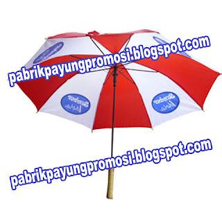 Payung Salur Merah Putih