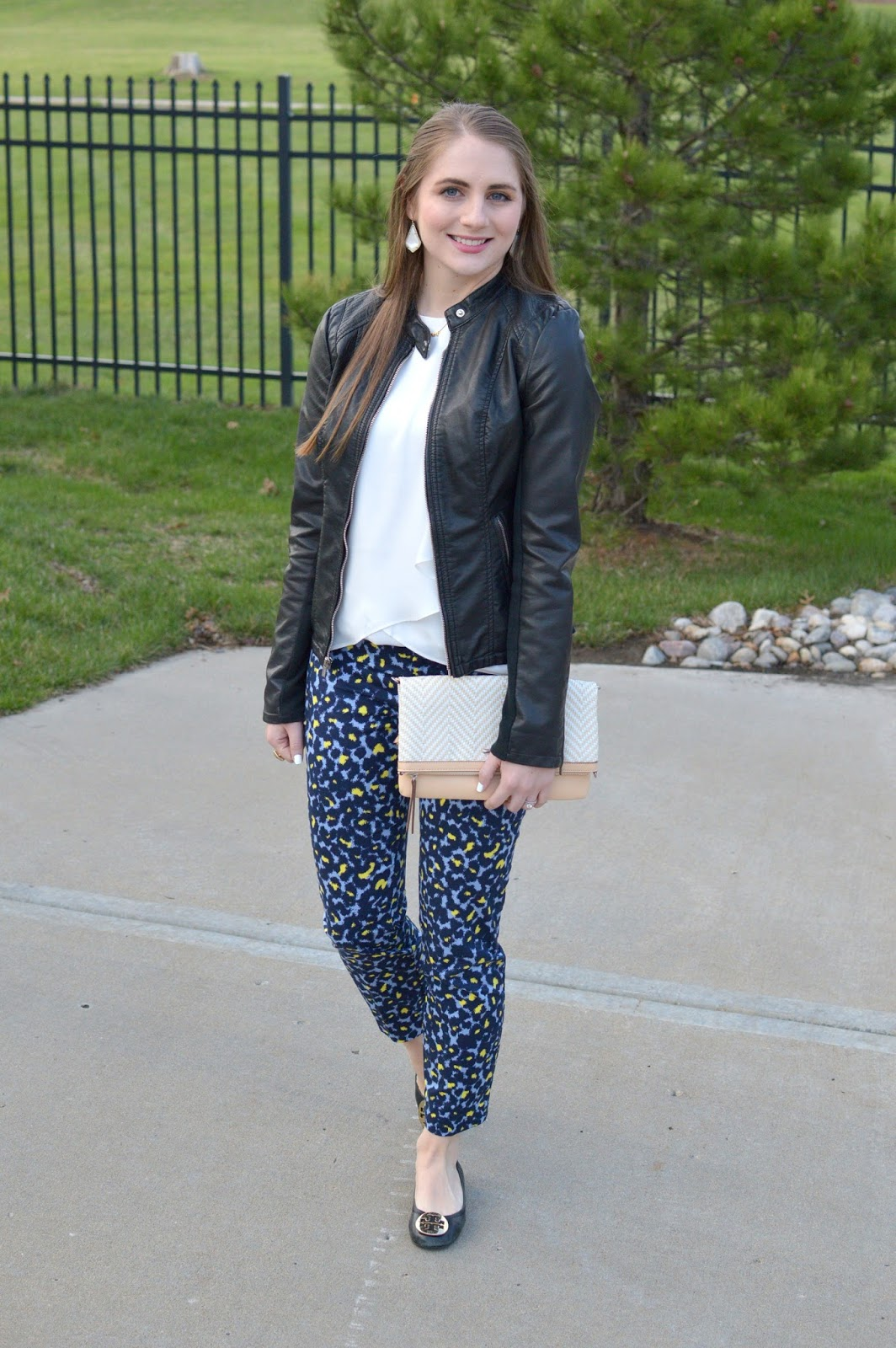 easy ways to takea work outfit to happy hour