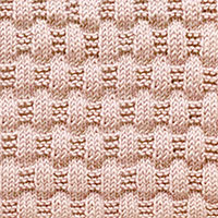Knit Purl 13: Basketweave | Knitting Stitch Patterns.