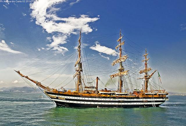 Navštivte nejkrásnější loď na světě. Právě teď v Benátkách