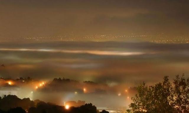 """Η αιθαλομίχλη συνεχίζει να """"πνίγει"""" τα Ιωάννινα"""