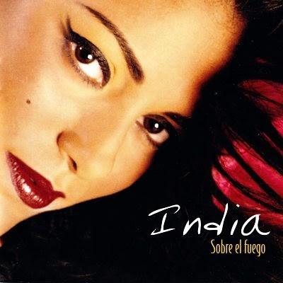 SOBRE EL FUEGO - LA INDIA (1997)