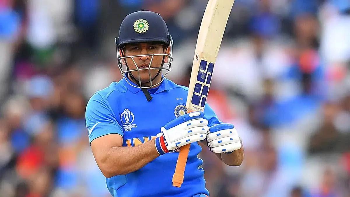महेंद्र सिंह धोनी IPL के दूसरे मैच में बिना खाता खोले पवेलियन लौटे, 12 लाख का जुर्माना लगा