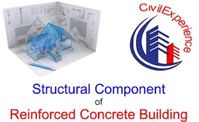 Structural Component of a Reinforced Concrete Building