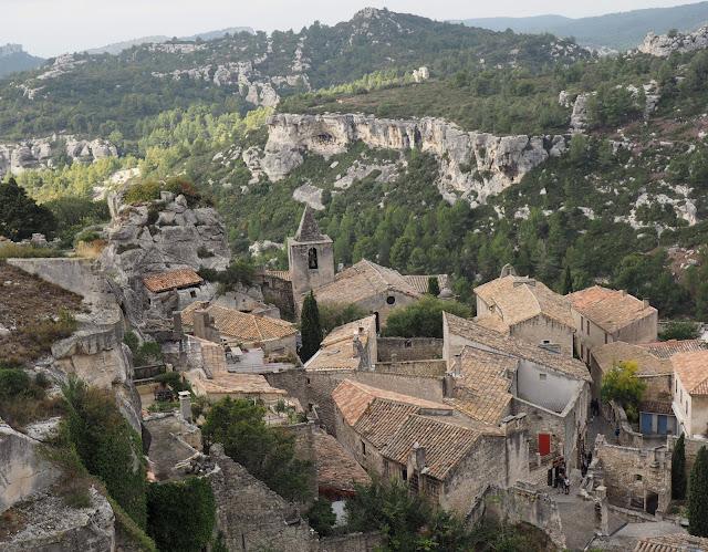 Ле-Бо-де-Прованс, Франция (Le Baux de Provence, France)