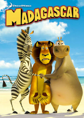 Madagascar 2005 Dual Audio Hindi 1080p BluRay 1GB