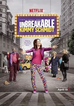 Unbreakable Kimmy Schmidt - 3ª Temporada Séries Torrent Download capa