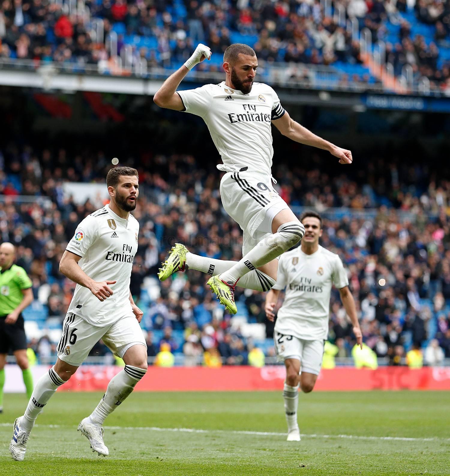 تعرف على التشكيل المتوقع لنادي ريال مدريد أمام إيبار في الدوري الإسباني