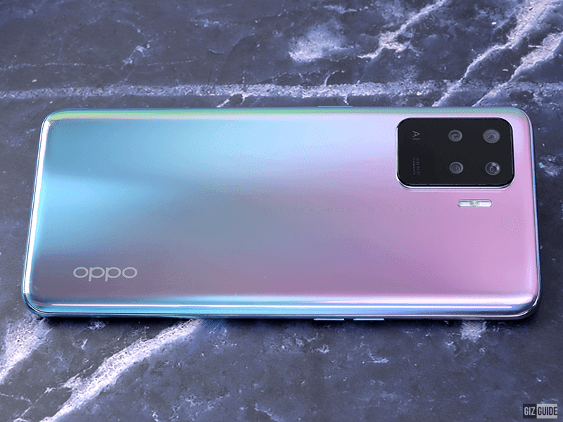 OPPO A94 with stylish design, 6.43-inch AMOLED screen, Helio P95 AI chip, and VOOC 4.0 arrives in the Philippines!
