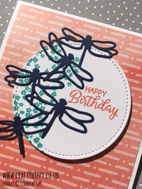 Take a closer look at the Delightful Daisy Designer Series Paper by Stampin' Up!