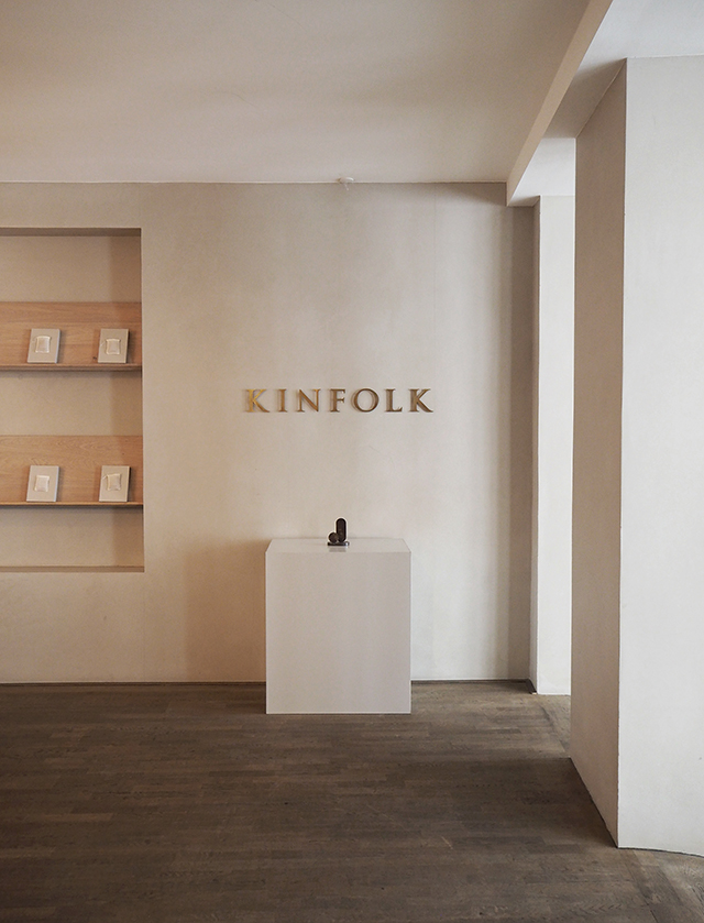 Birgitta de Vos: omnipresent | beyond borders at The Kinfolk Gallery 2019