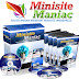 Minisite Maniac - Wordpress Template