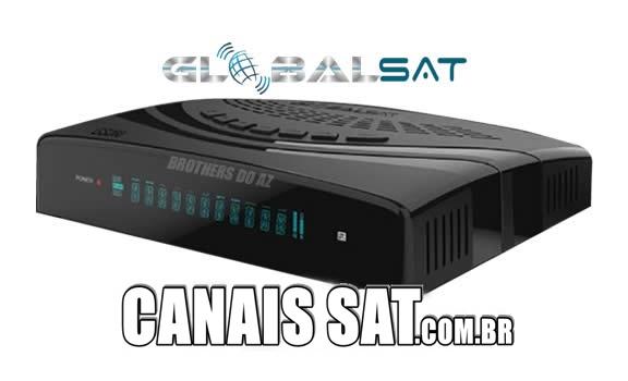 Globalsat GS260 Atualização V1.56 - 07/06/2021