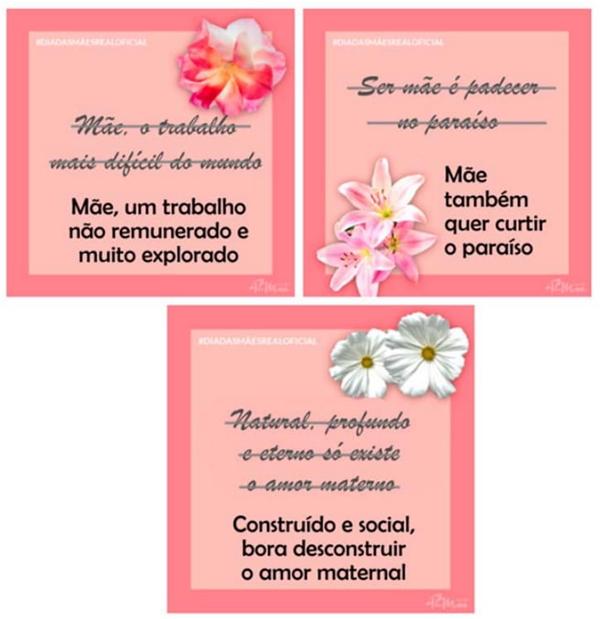 """A Equipe AzMina fez um experimento buscando no Google """"frases para o Dia das Mães"""""""