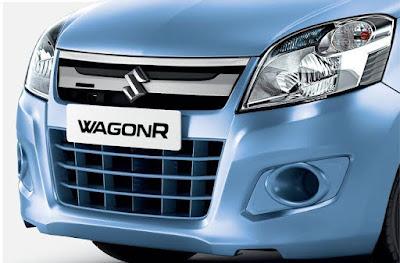 Maruti Suzuki WagonR front view image