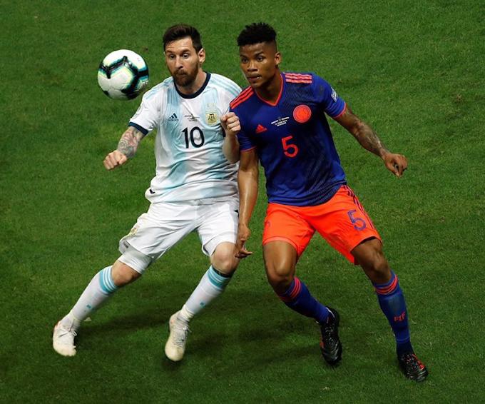 Lo de Barrios, apenas un susto: A disposición para próximos partidos de Colombia en la Copa América