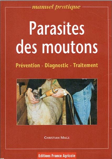 Parasites des moutons Prévention, diagnostic, traitement - WWW.VETBOOKSTORE.COM