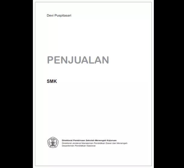 Buku Smk Bisnis Manajemen Penjualan Berkas Edukasi