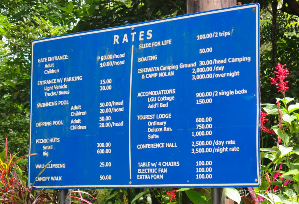 Mambukal Hot Spring Resort, Bacolod