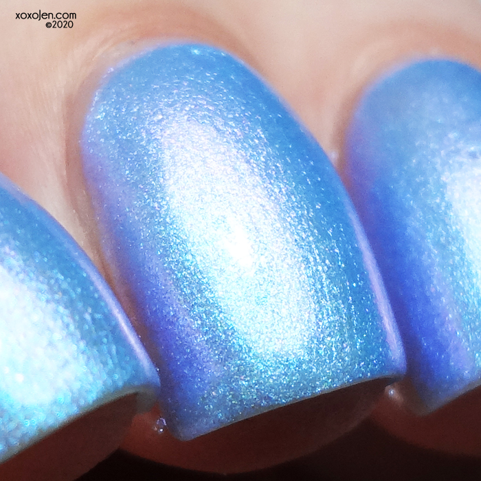 xoxoJen's swatch of Kathleen & Co Cotton Candy Cocktail