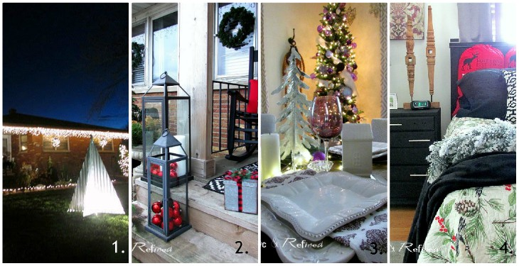 Holiday Decorations Breakdown for Christmas