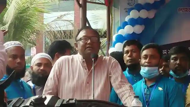 বঙ্গবন্ধুর স্বপ্নের বাংলাদেশ উন্নত বাংলাদেশ  টিপু মুনশি