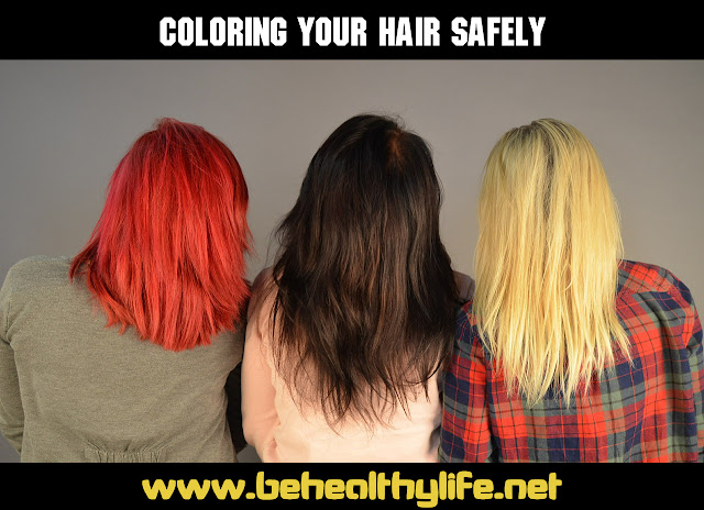 Is change hair color safe ?