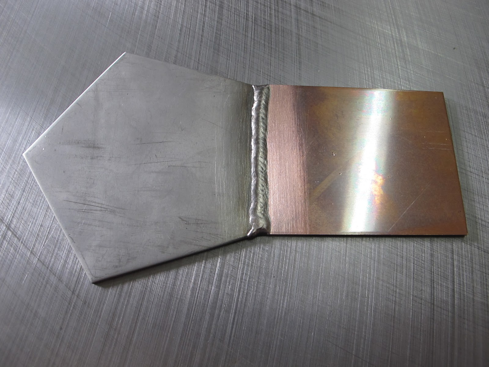 Nothing Too Strong Ever Broke Tig Welding Dissimilar Materials