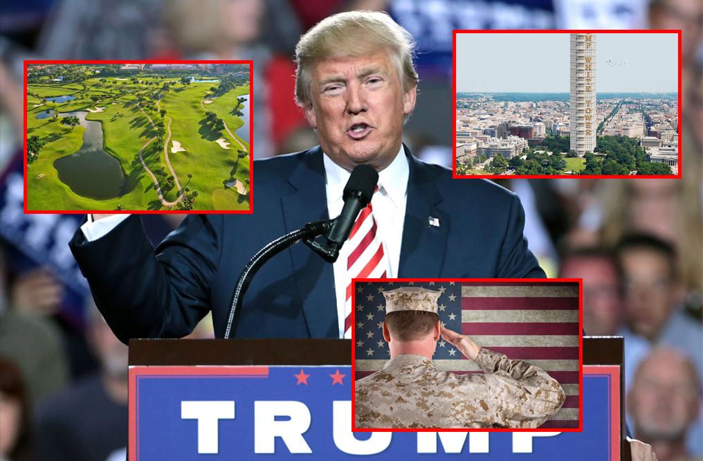 Donald Trump Amtsantritt
