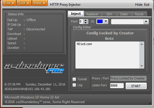 Download HTTP Proxy Injector