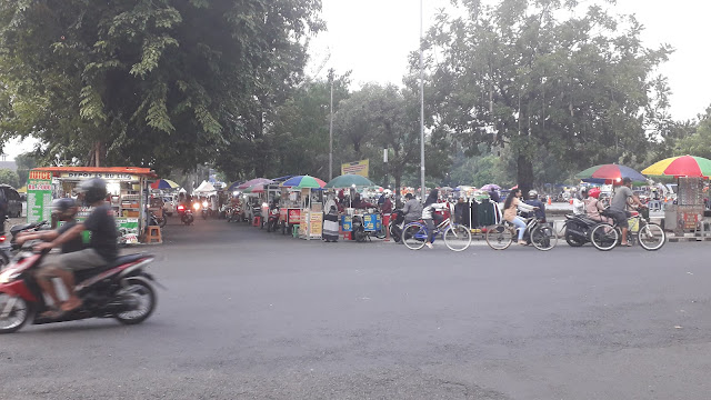 Alun-alun Kabupaten Karanganyar