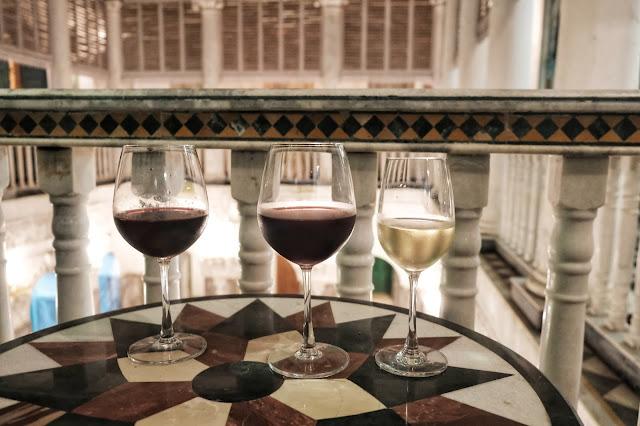 Bari Kothi Tour with Wine