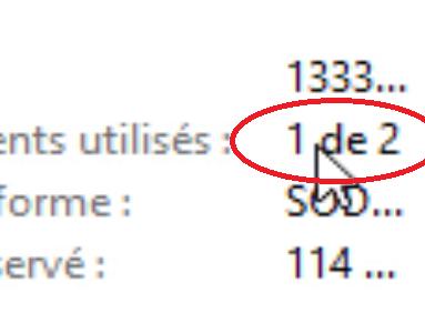 كيف تعرف عدد مداخل الرامات في حاسوبك بدون فتحه