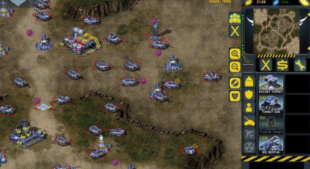 تحميل لعبة ريد الليرت RedSun RTS شبيهة بلعبة RED ALERT 2 على الأندرويد