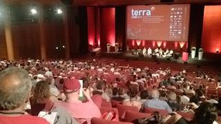 Congreso Terra 2016. Lyon