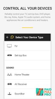 Peel Universal Smart TV Remote Control Pro APK