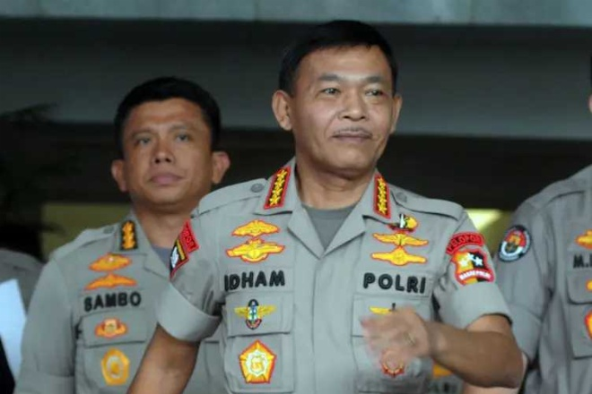 New Normal, Kapolri Cabut Larangan Kerumunan