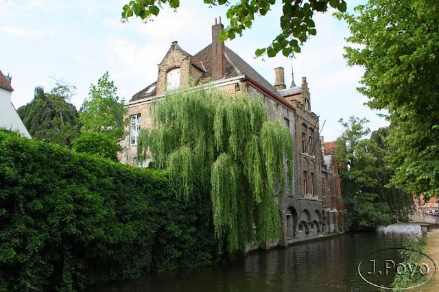 Canal Dijver, Brujas