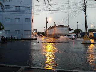 Chuvas chegam ao Sertão da PB antes do período normal