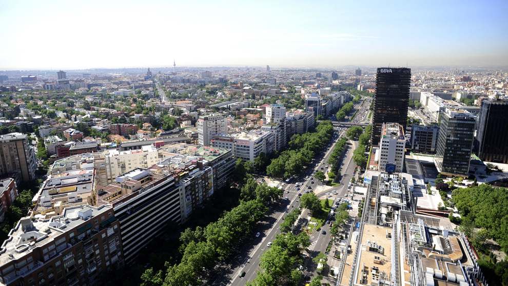 Madrid Castellana