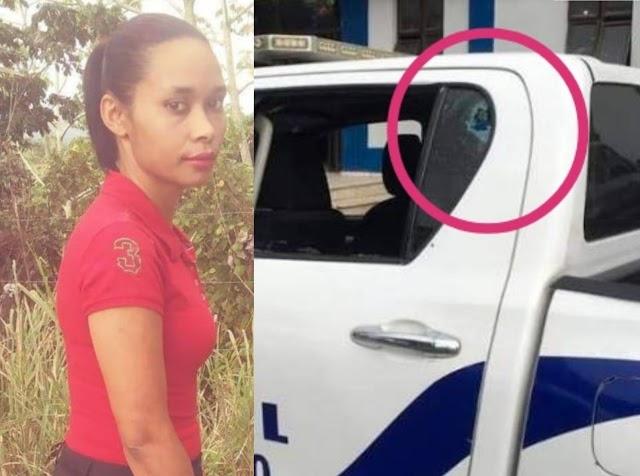 Hijos y familiares de mujer asesinada en Jarabacoa desmienten a la Policía