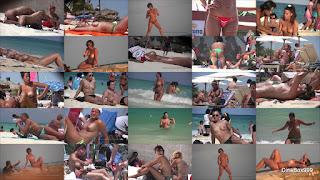 Голые пляжи мира  / Nude Beaches of The Yucatan 7.
