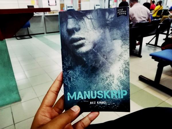 Review Novel FIXI : Manuskrip oleh Rez Khael
